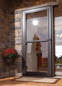 Genial LARSON SECURITY STORM DOORS