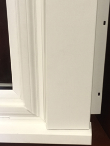 Model 5100 New Construction Single Hung Slider Picture